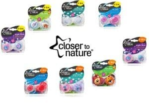 Closer To Nature Soothers Pack