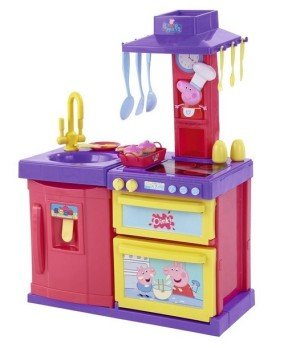 Peppa Pig Electronic Cook And Play Kitchen