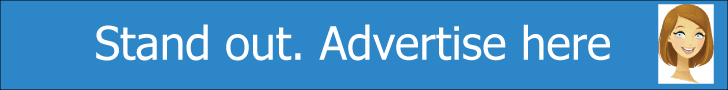 advertise here - leaderboard banner