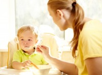 Introducing Baby Solids