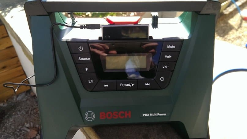 Bosch PRA Multipower Portable Radio Review