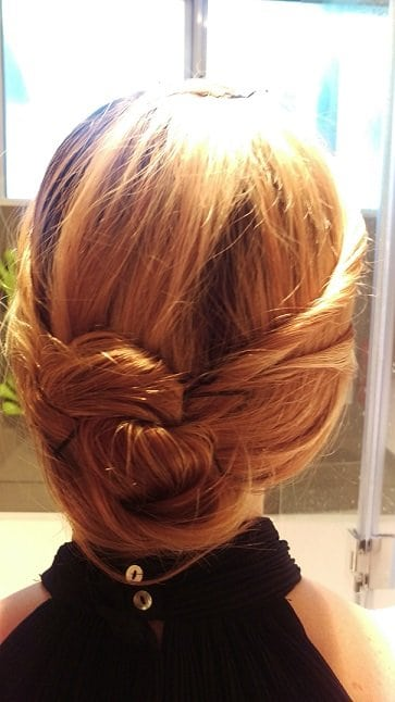 Easy Up Do Hairstyles In Under 5 Minutes