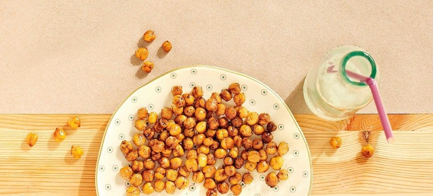 roasted-chick-pea-snack