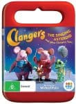 Win 1 of 3 Clangers DVDs