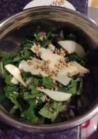 Rocket-pear-parmesan-salad