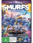 Win 1 of 5 DVDs of Smurfs: The Lost Village