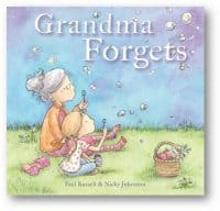 Grandma Forgets -childrens-book-review
