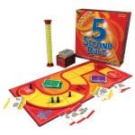 5 Second Rule – a fast thinking board game for tweens