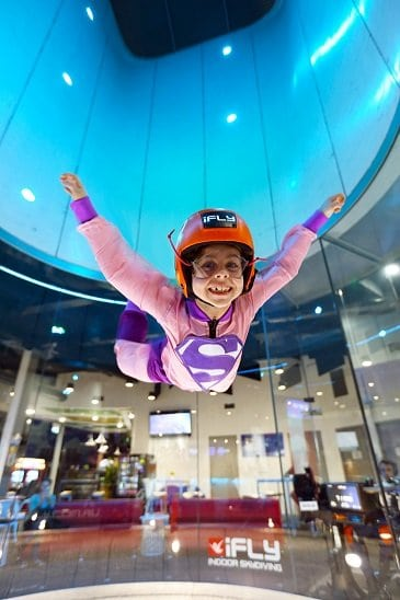 iFLY Supergirl