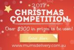 2017 Christmas Competition – Over $900 in prizes – Enter to Win!