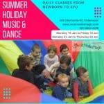 Summer Holiday Music and Dance