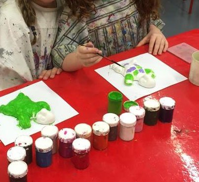 plaster-fun-house-cannery-school-holidays
