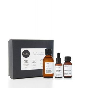 Akhal Beauty Moroccan Ritual Skincare Essentials Kit_preview