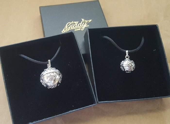 Harmony Ball Necklaces, offering Mother Daughter Jewellery perfect for Mother's Day